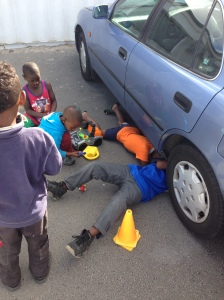after school club car tune up